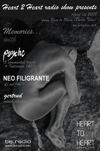 h2h M...- h2h4u - heart to heart - with PSYCHE, NEO FILIGRANTE, gertrud