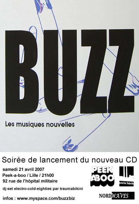BUZZ - Les Musiques Nouvelles
