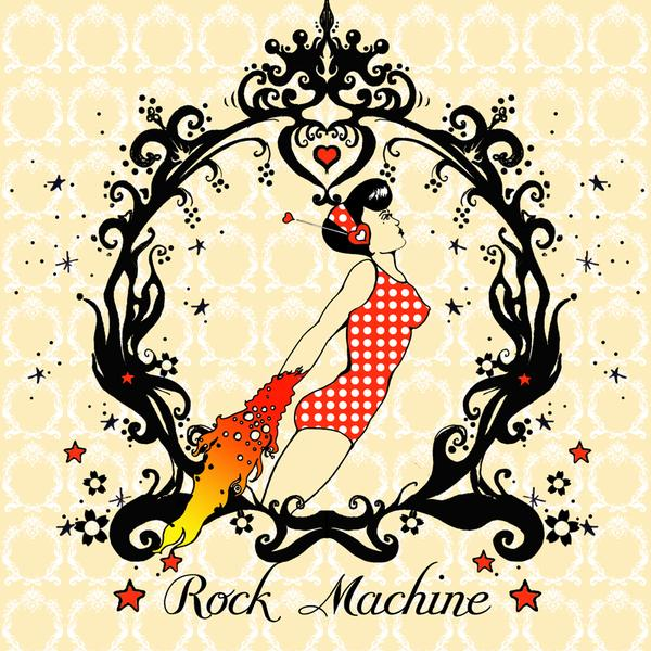 Rock Machine Records by Ava