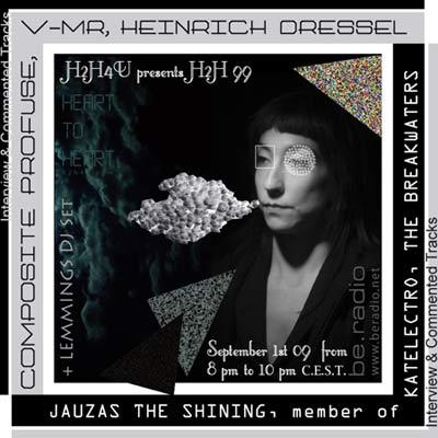 heart 2 heart – h2h4u.com – H2H4U0909 99 with VALERIO LOMBARDOZZI, ROMAIN JAUZAS & DJ Lemmings